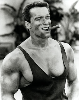 Arnold Schwarzenegger milk is for babies quote