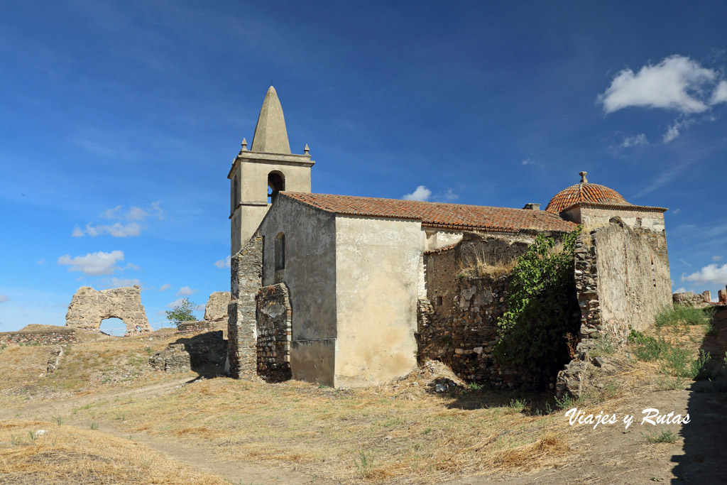 Iglesia de Nuestra Señora de Loreto, Juromenha