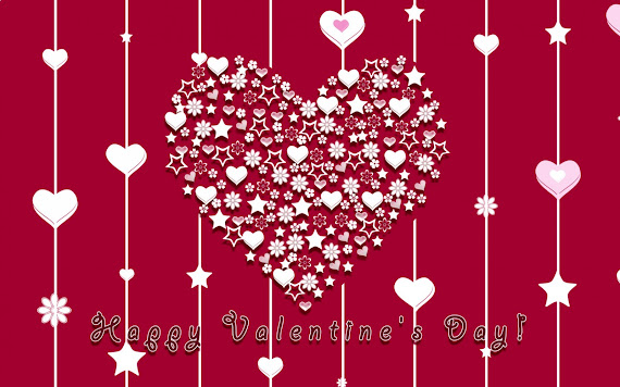 Happy Valentines Day download besplatne pozadine za desktop 1600x900 widescreen ecards čestitke Valentinovo