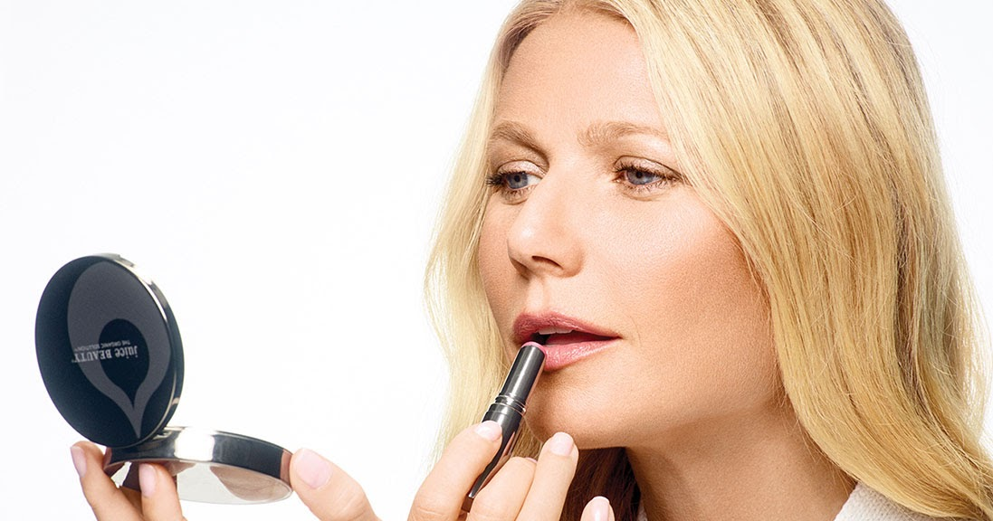 The Paraben Free Princess: Gwyneth Paltrow Joins Juice Beauty to ...