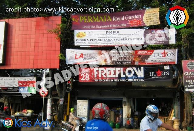 Pasang Banner Malang