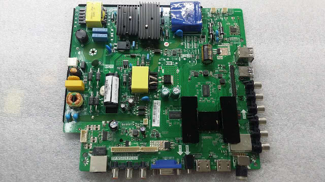TP.MS628.PC821 Smart LED TV Board Software Free Download