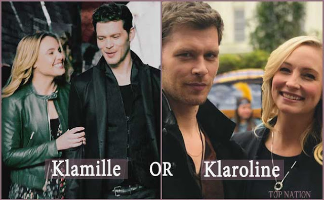 The Originals: Are You Klaroline Or Klamille?