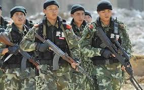 আফগানিস্তানে চীনা সামরিক ঘাঁটি