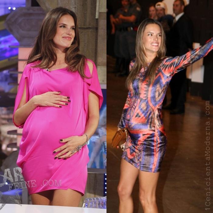 CÓMO VESTIR EMBARAZADA: ¡Embarazadas y con estilo! ⋆ 1 Cenicienta ...