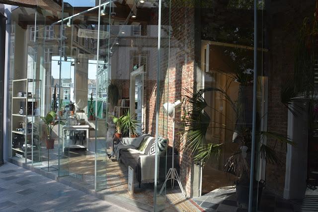 Modern Maastricht glass