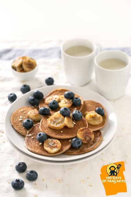 3 ingredient vegan pancakes 3 ingredient vegan pancakes no banana 3 ingredient vegan pancakes no oats