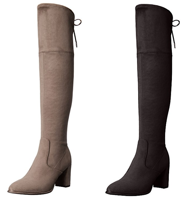 Amazon: Marc Fisher Labella Boots only $21-$23 (reg $139)!