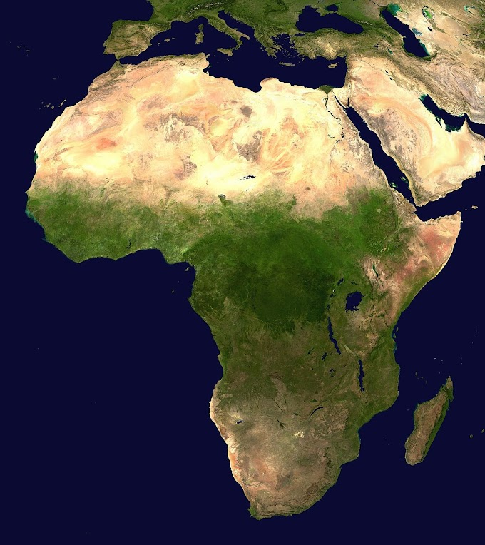 بالإنفوجرافيك.. أبرز الاحداث التي شهدتها القارة الافريقية في 2020