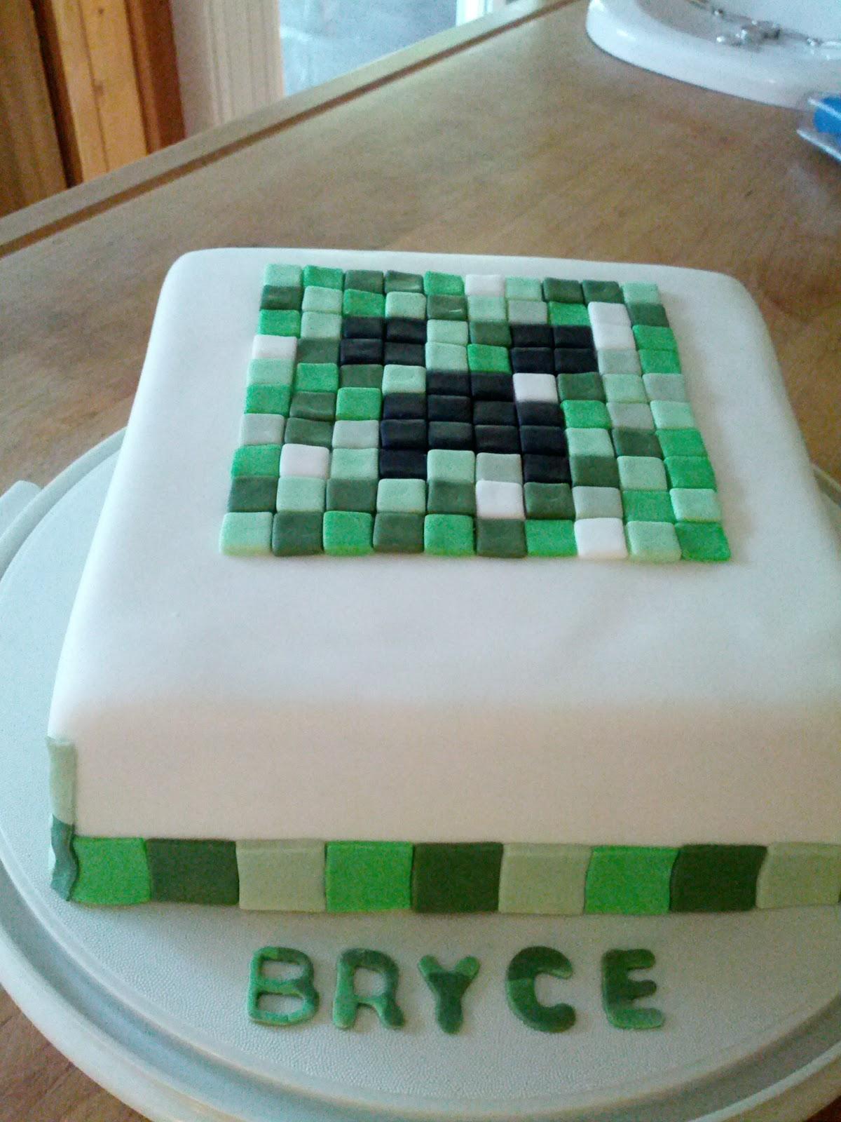 Carpe Cakem Seize The Cake Creepy Creeper