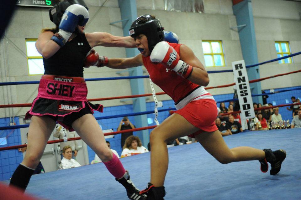 Ten count arizona boxing