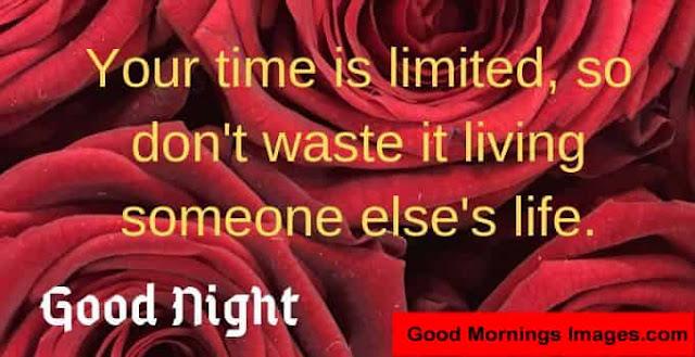 Good night flowers download hd