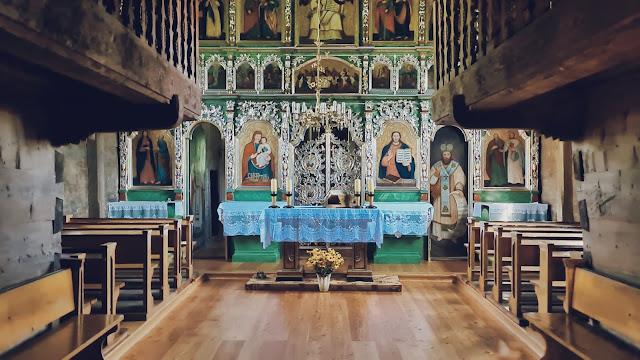 Cerkiew Kosmy i Damiana w Krempnej