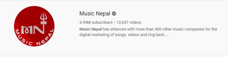 1 Music Nepal