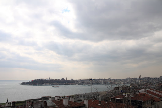 The Hicks in Istanbul Part 1