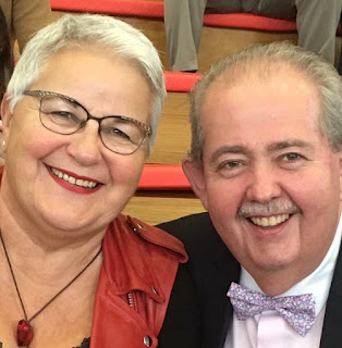 Eliane Michaud Ansermet et Patrick Hulliger