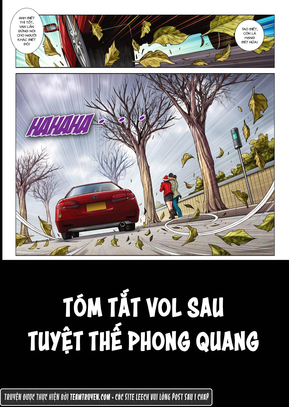 Người Trong Giang Hồ NetTruyen chap 1564 - Trang 20
