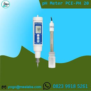 Jual pH Meter PCE-PH 20