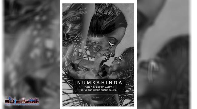 Numba Hinda ( නුබ හින්දා ) CIA present | San D ft Shiraz Amath