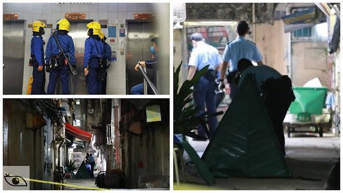 【無可疑】39歲男子墜樓身亡 警方:死者有情緒問題