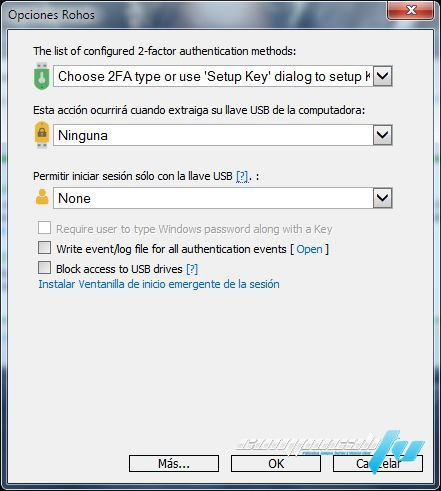 Rohos Logon Key 4.3 Full Español