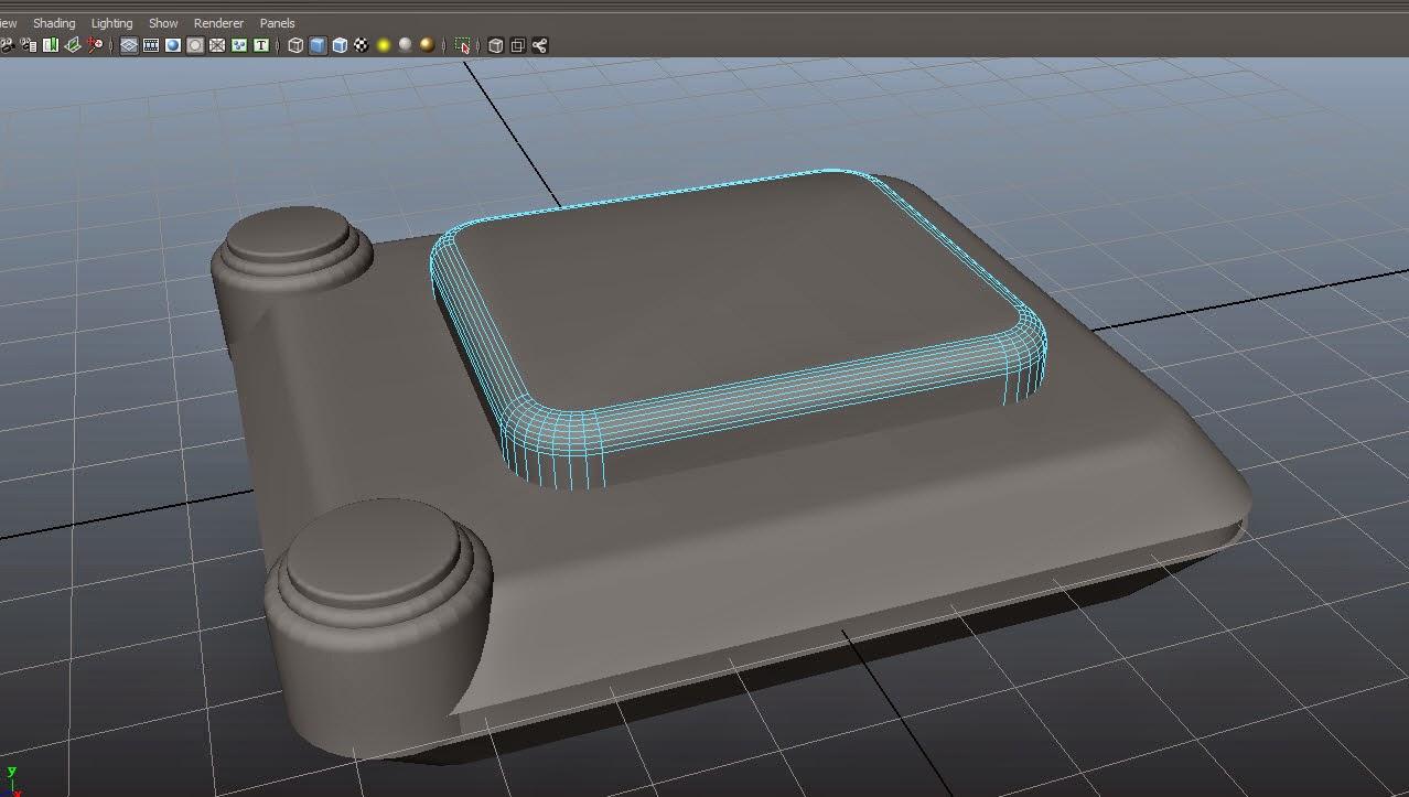 Joystick Modeling 020