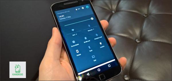 Android N começa a ser liberado para Moto G4 e G4 Plus