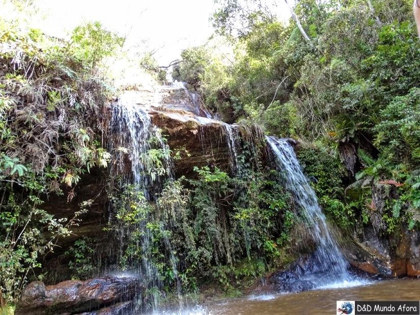 Cachoeiras de Lavras Novas - MG - 8 atrações grátis no Brasil