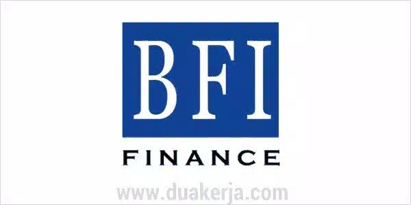 Lowongan Kerja PT BFI Finance Indonesia Tahun 2019