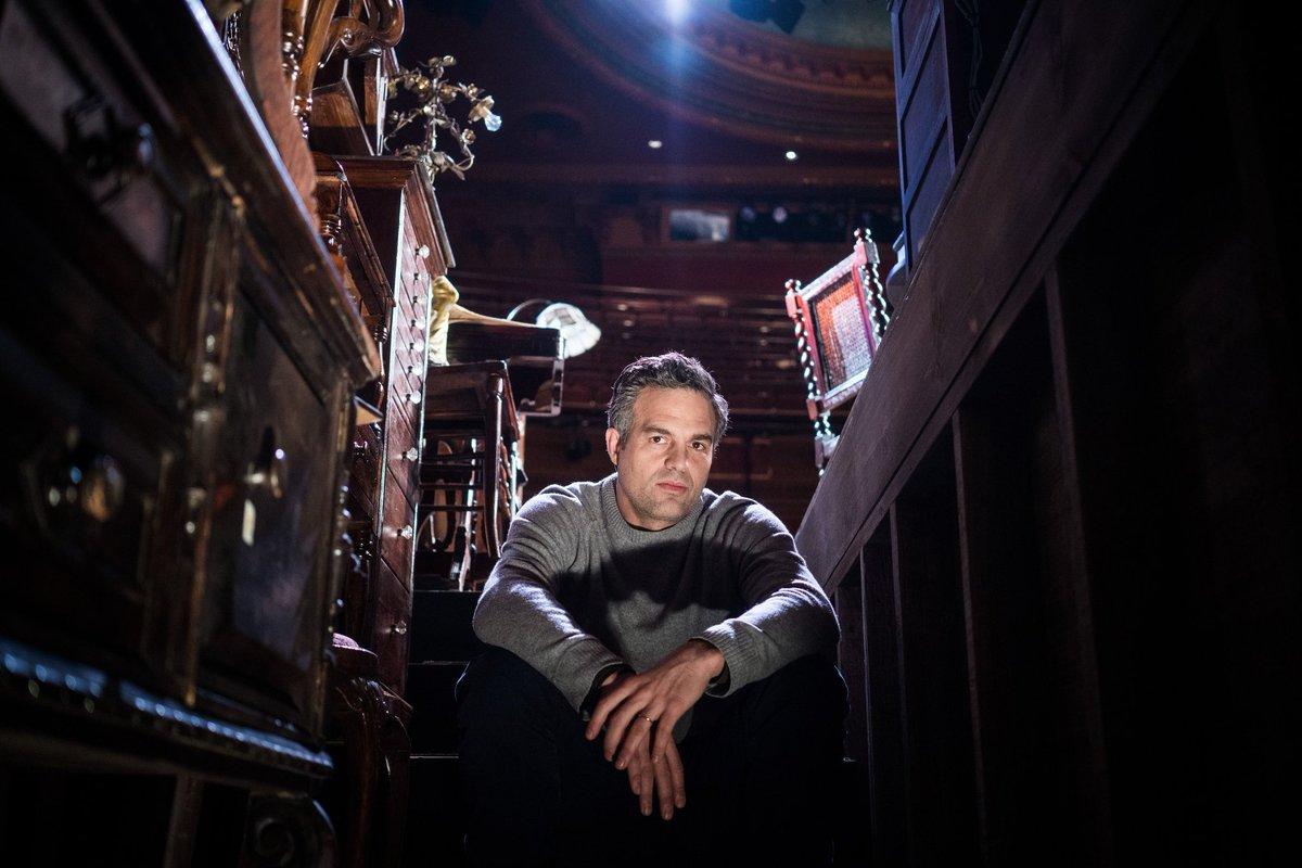"""Mark Ruffalo está de volta à Broadway em """"The Price"""""""