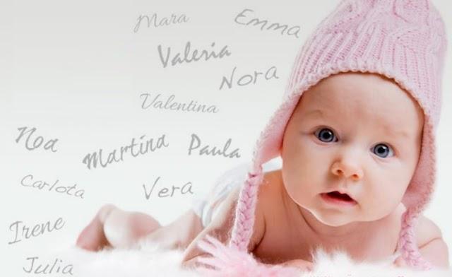 Nomes de Meninas em Inglês