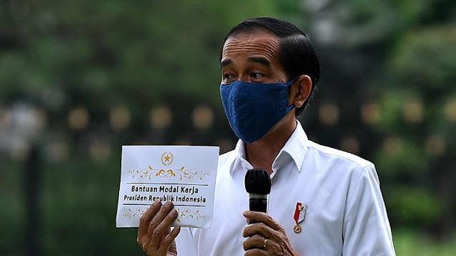 Sebut Demo Hanya Berdasar Hoaks di Medsos, Jokowi Tetap Teguh Pendirian Tak Akan Batalkan UU Ciptaker