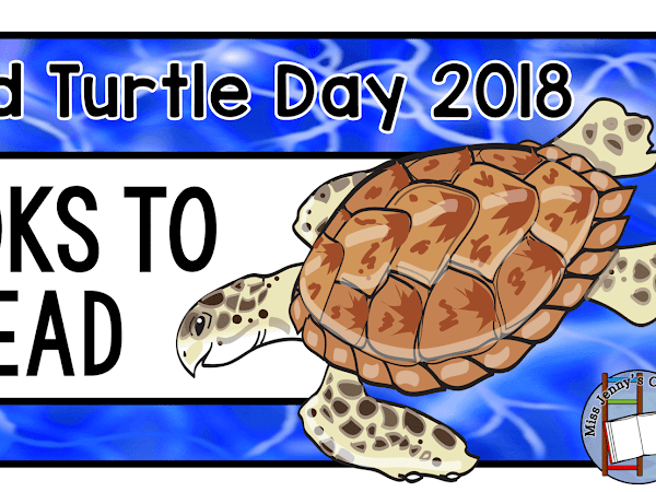 World Turtle Day 2018: Books To Read