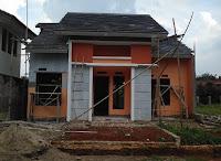rumah ready stock jual depok, pengasinan, sawangan