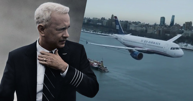 Sully the Clint Eastwood movie with Tom Hanks