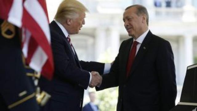 ِشاهد ماذا قال ترامب محذراً تركيا بشأن العمليات العسكرية في سوريا