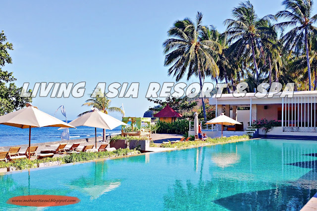 Lombok - Living Asia Resort and Spa  | www.meheartseoul.blogspot.com