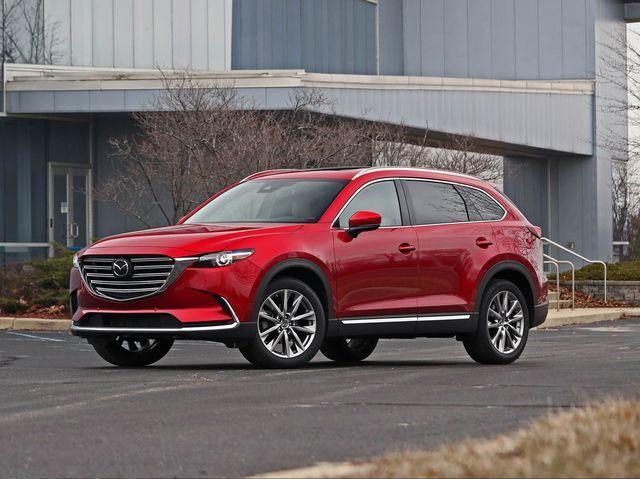 Simak Harga Terbaru Mazda CX-9, Mobil Mazda Paling Premium dan Mewah