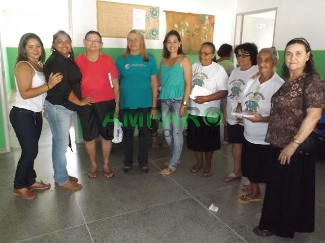 Secretaria de Assistência Social de Amparo promoveu evento em comemoração ao Dia Internacional da Mulher