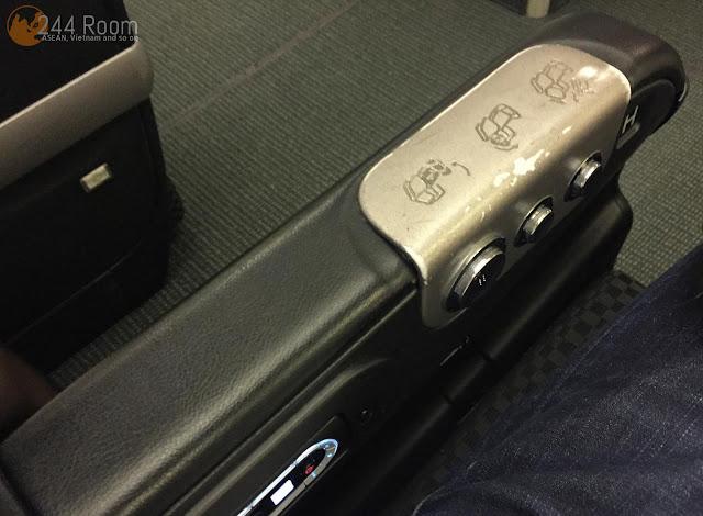JALスカイリクライナーパネル Skyrecliner-panel