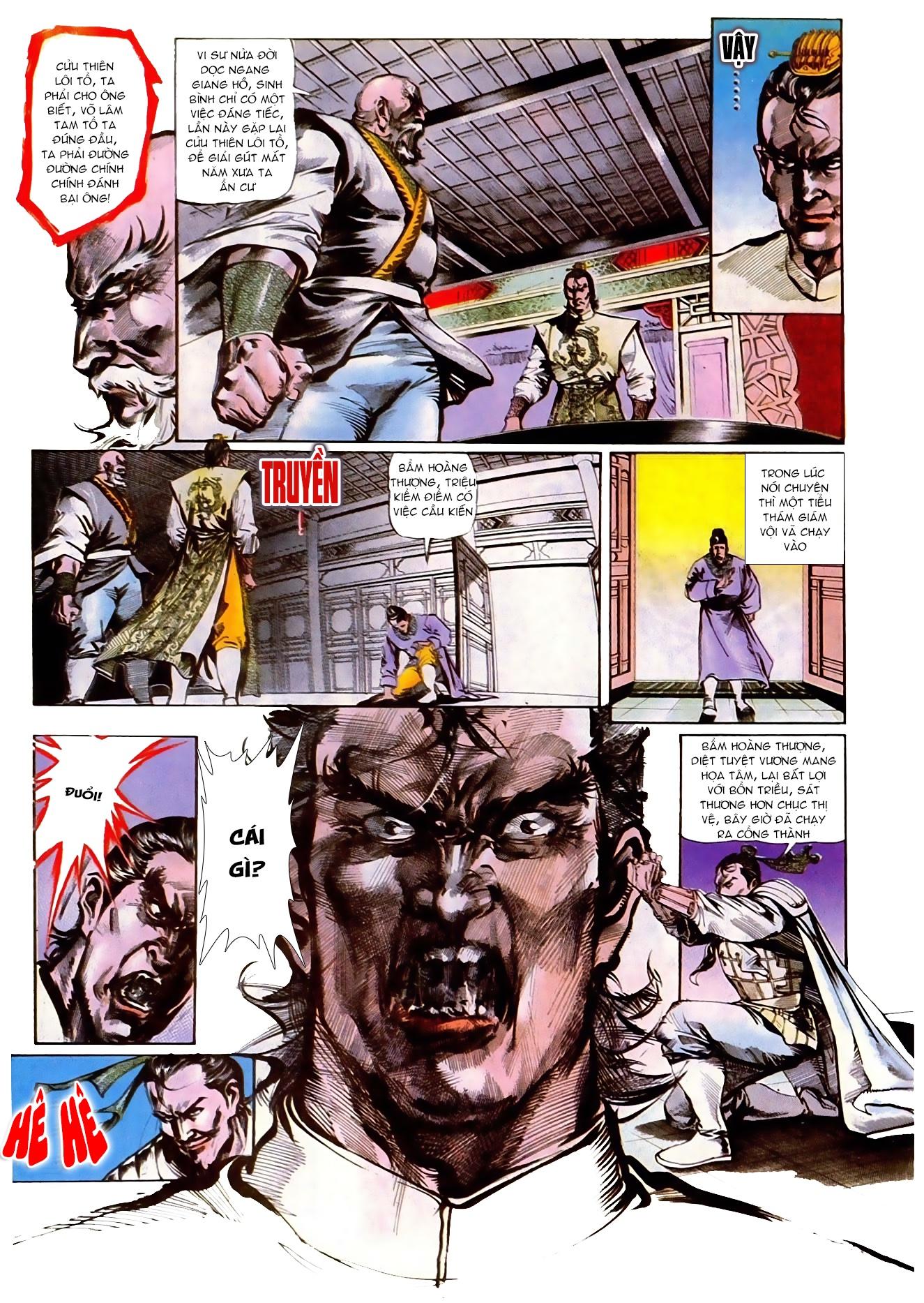 Thiết Tướng Tung Hoành Chap 272 - Trang 6