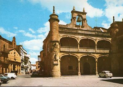 postal, Ciudad Rodrigo, ayuntamiento