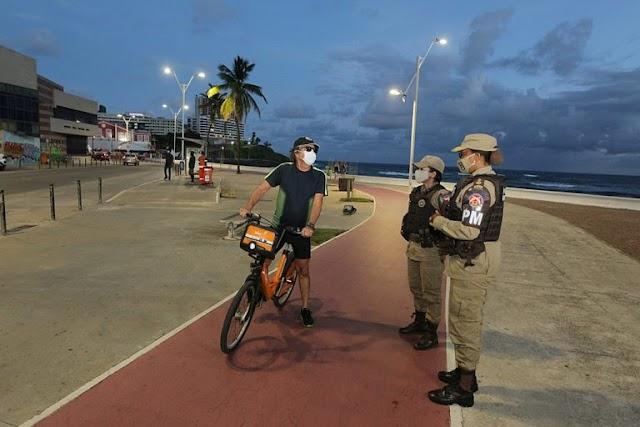 Ministro do STF dá 10 dias para que governo da Bahia forneça informações sobre toque de recolher