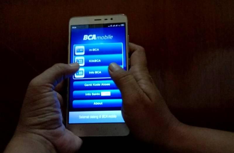 Aplikasi Tabungan BCA Mobile (kompasiana.com)