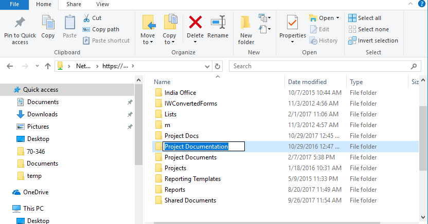 SharePoint Online: Change List or Library URL using