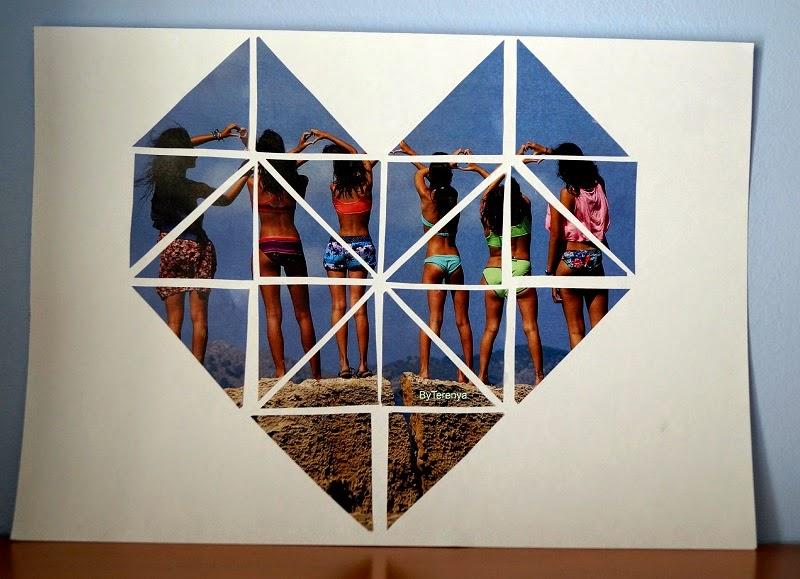 manualidades-corazon-origami