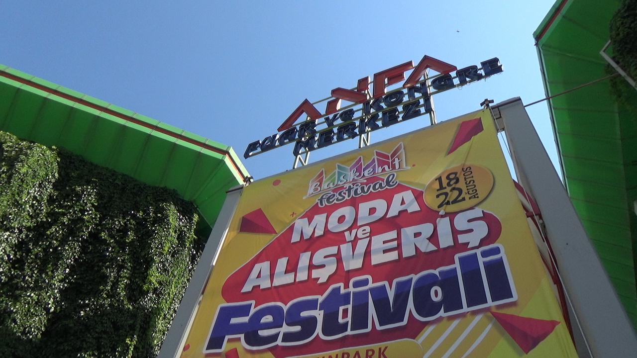 Başkent Alışveriş ve Moda Festivali 2021 Türkan Eraslankılıç