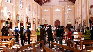 About 260 people were killed in the attack on churches and hotels on Easter day