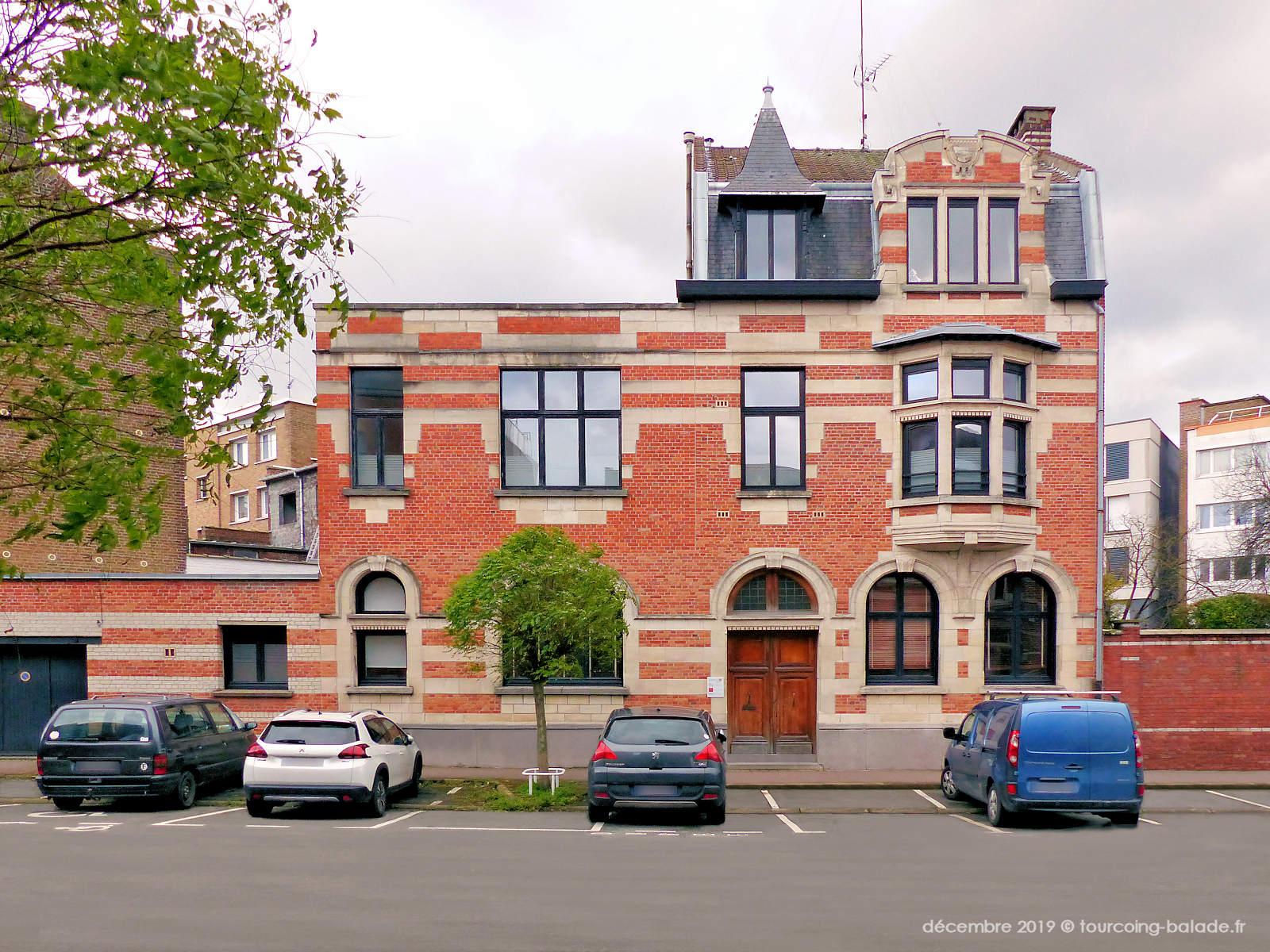 RH Indigo Tourcoing, rue Carnot.