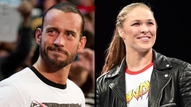 CM Punk comenta sobre recentes declarações de Ronda Rousey
